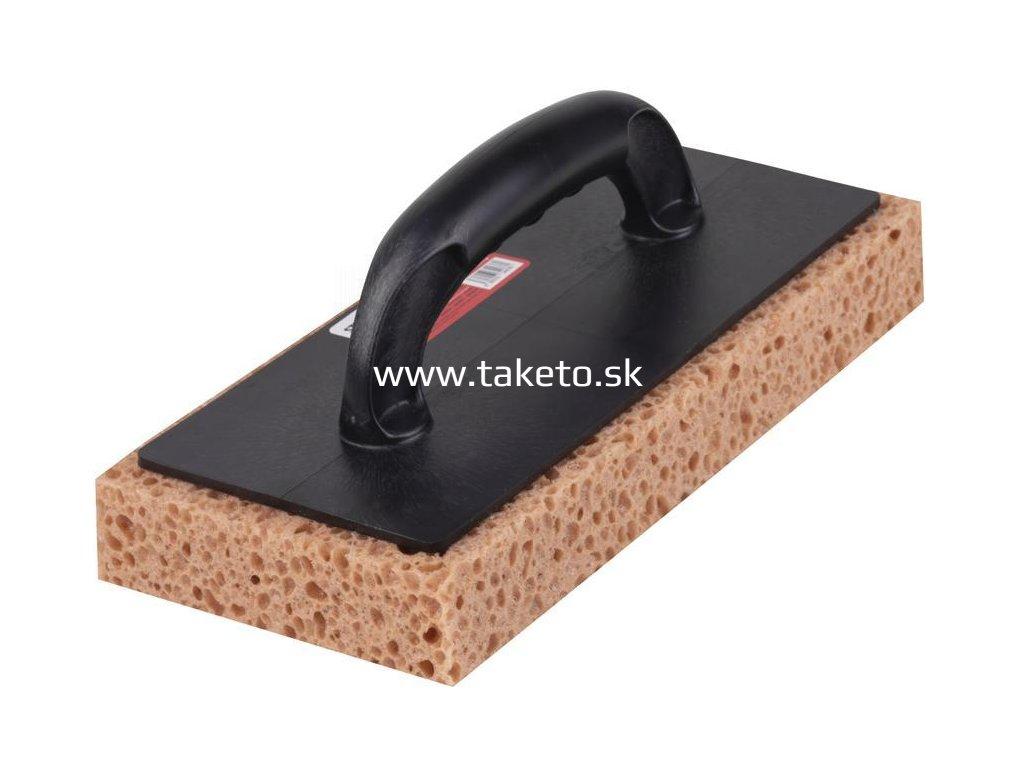 Hladítko Strend Pro Premium BRAVO, 270x130 mm, 40 mm, hydro špongia  + praktický pomocník k objednávke