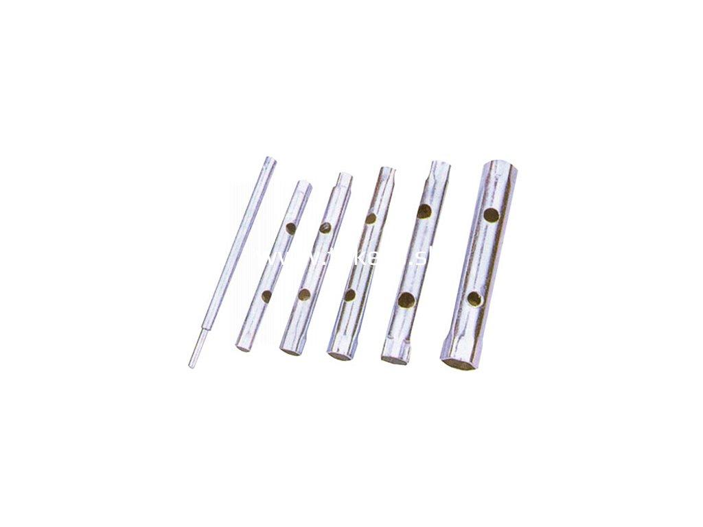Sada trubkových kľúčov Strend Pro WT3008, 10 dielna, 6-22 mm  + praktický pomocník k objednávke