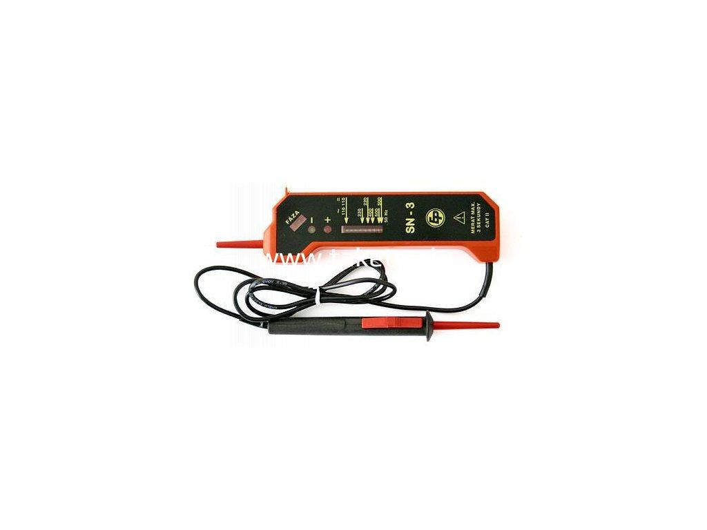 Skúšačka SN 4, 110V - 400V  + praktický pomocník k objednávke