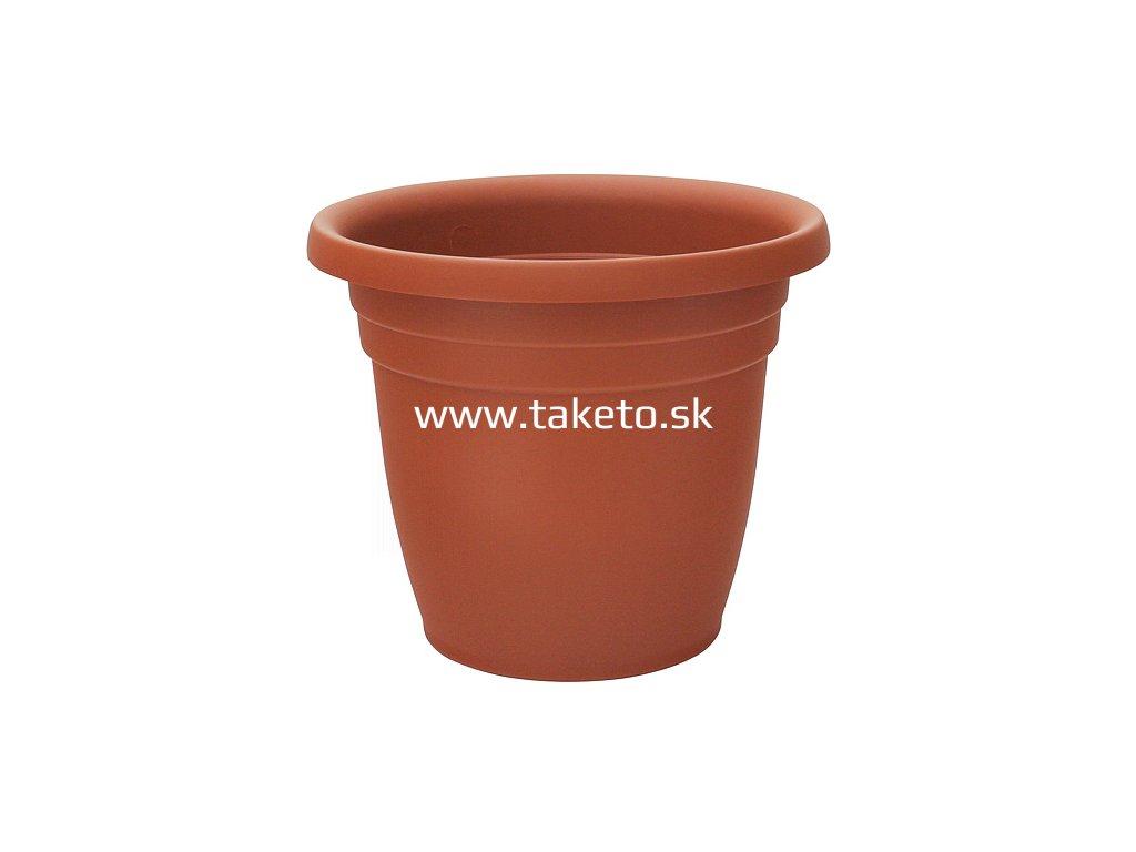 Kvetináč ICS THEA 23x19 cm  + praktický pomocník k objednávke