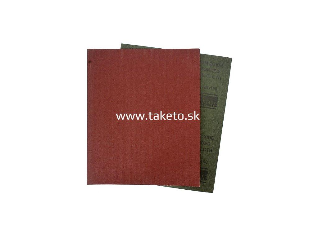 Plátno KONNER AluOxide S90 280/230 mm, P120, brúsne  + praktický pomocník k objednávke