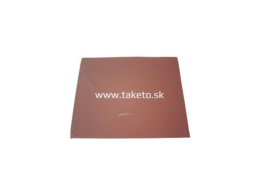 Plátno KONNER AluOxide S90 280/230 mm, P400, brúsne  + praktický pomocník k objednávke