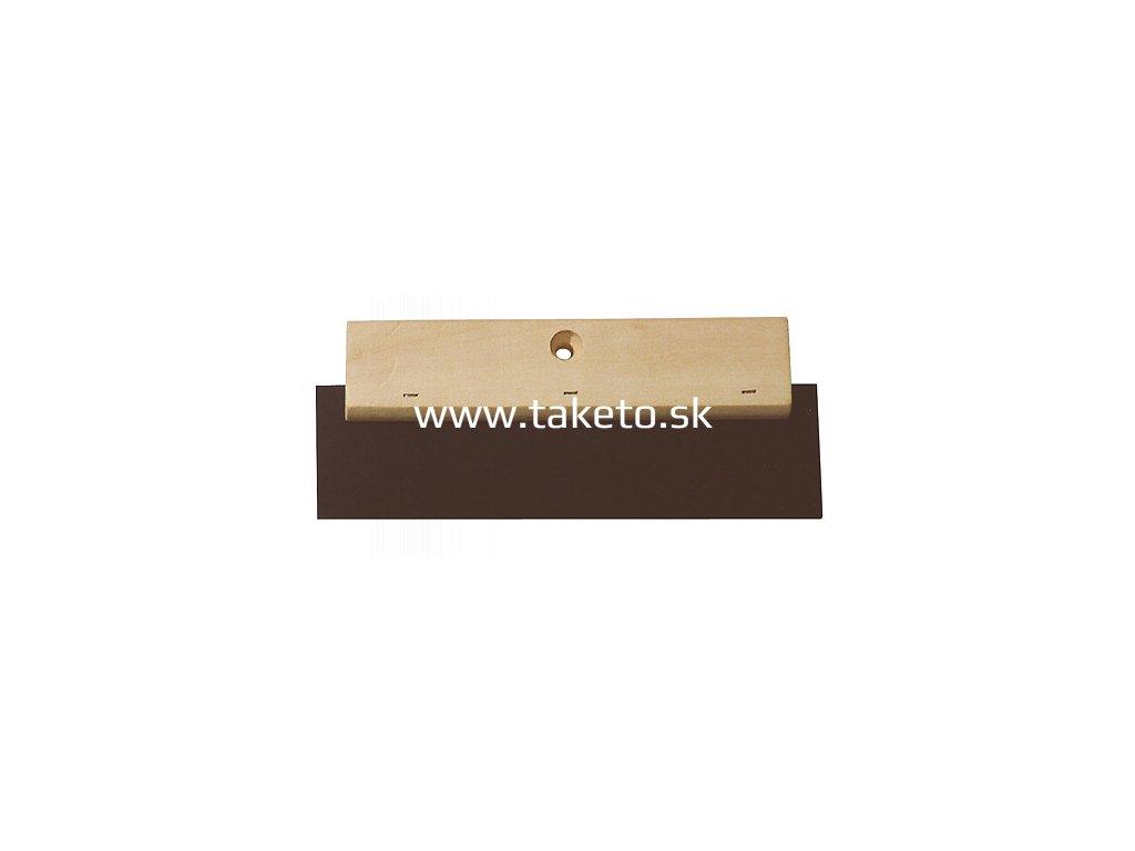 Stierka murárska Standard 544, 200x50 mm, drevo, guma  + praktický pomocník k objednávke
