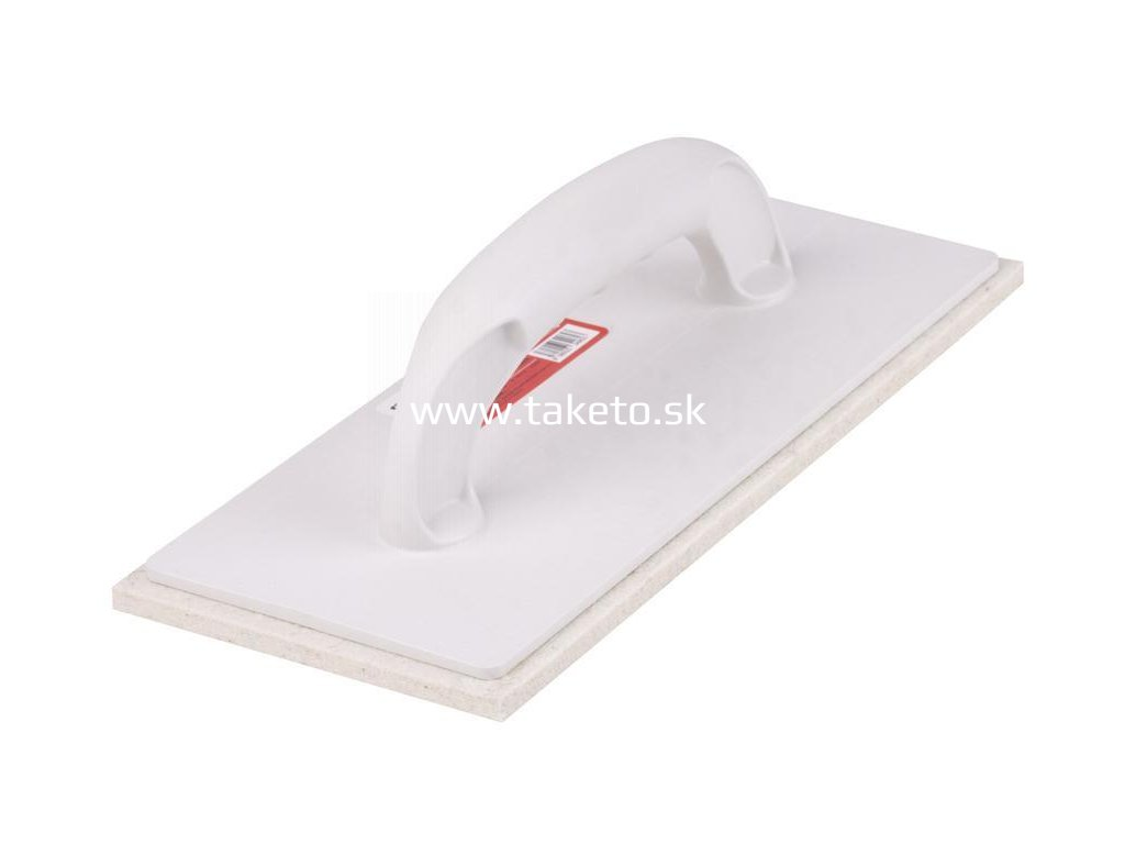 Hladítko plastové Strend Pro Premium, 270x130 mm, 8 mm plsť  + praktický pomocník k objednávke