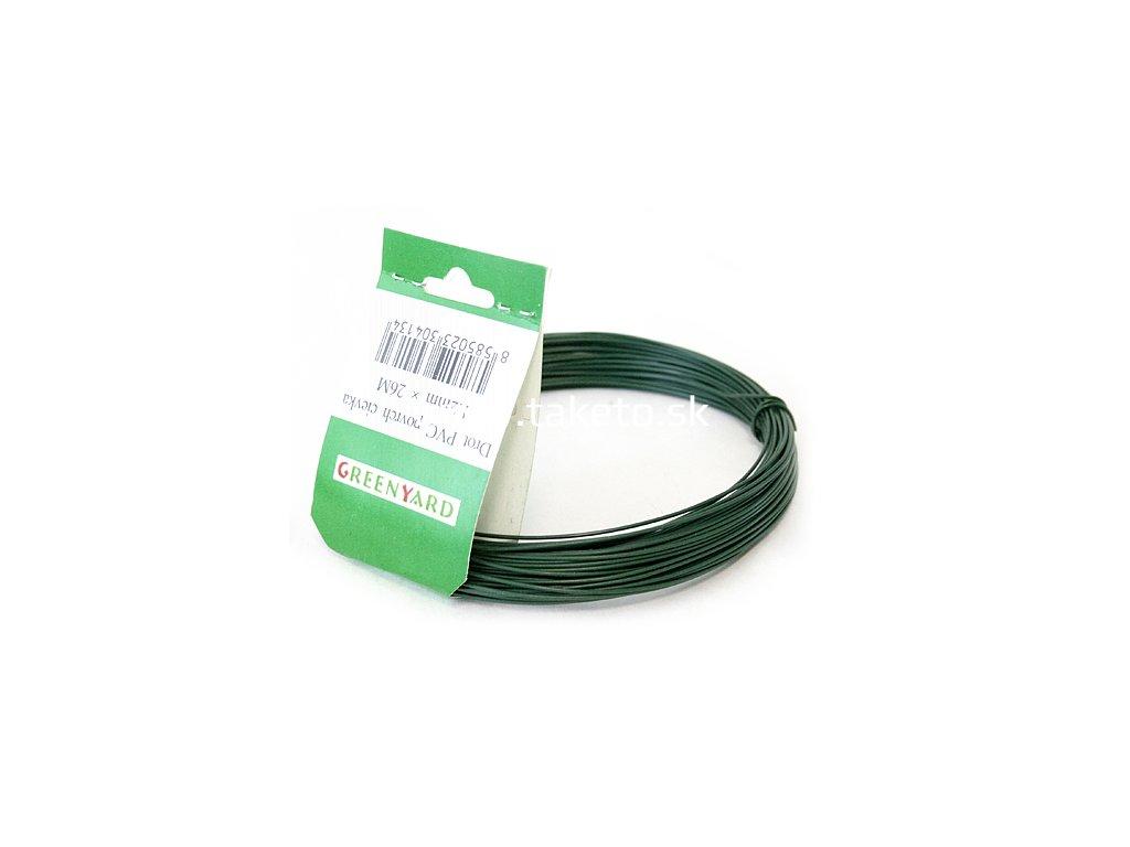 Drôt Pwire.mc Pvc 2,80 mm, L-078 m, napínací  + praktický pomocník k objednávke
