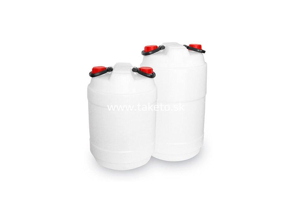 Sud JPP SDH-40UN 40 litrový, barel dvojhrdlý, max. 42.2 lit, HDPE, K63 x2  + praktický pomocník k objednávke