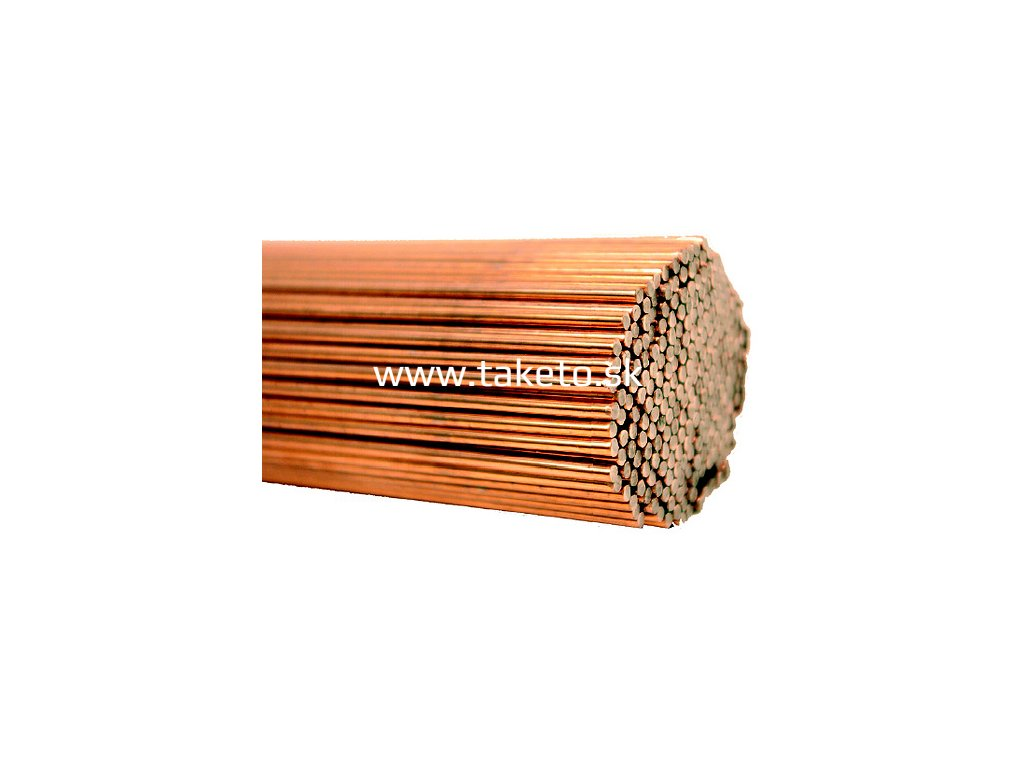 Drôt zvárací GIII-104 G 1,60 • pomedený  + praktický pomocník k objednávke