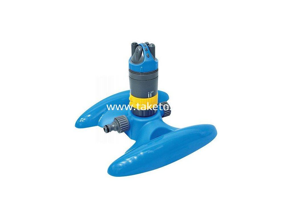 Rozprašovač AQUACRAFT® 270150, Premium, rotačný, 360°  + praktický pomocník k objednávke