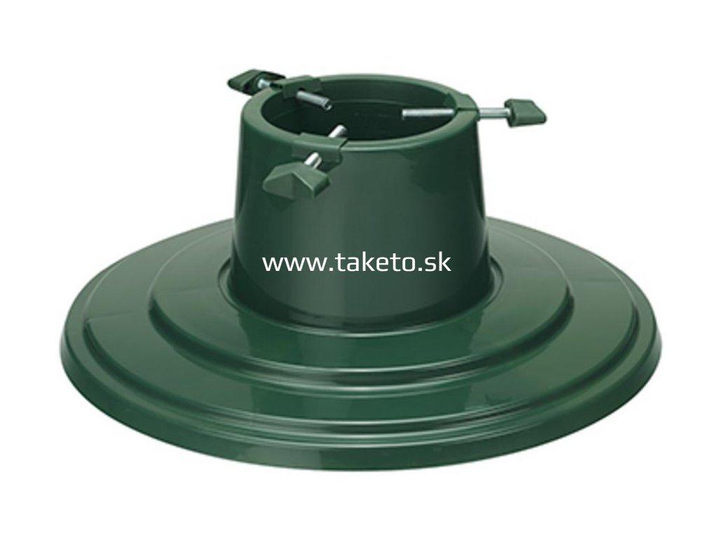 Stojan Orbit, 390 mm, max.10 cm, plastový, na stromček  + praktický pomocník k objednávke