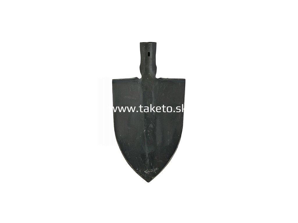 Rýľ Gardex 1300 g, kovaný so stupačkou, bez násady  + praktický pomocník k objednávke