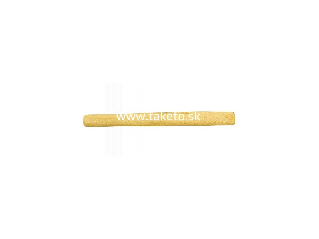 Násada kladivová 027 cm, tvarovaná, 200 g  + praktický pomocník k objednávke