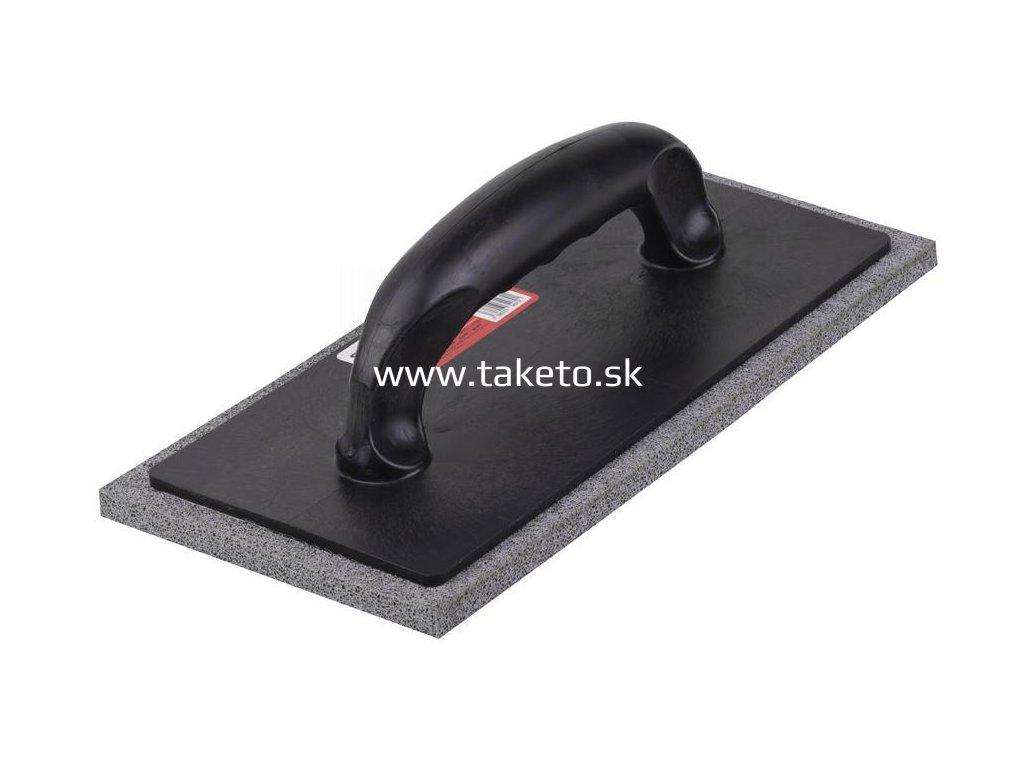 Hladítko Strend Pro Premium BRAVO, 270x120 mm, 10 mm hustá gumová špongia  + praktický pomocník k objednávke