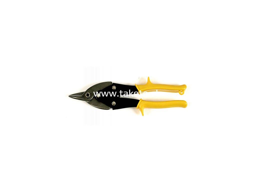 Nožnice Strend Pro PL653, 240 mm, na plech, krátke, rovné  + praktický pomocník k objednávke