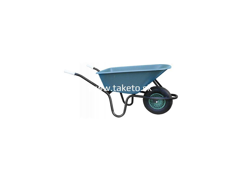 Fúrik Greenlawn 100 lit, plast, záhradný, s nafukovacím kolesom  + praktický pomocník k objednávke