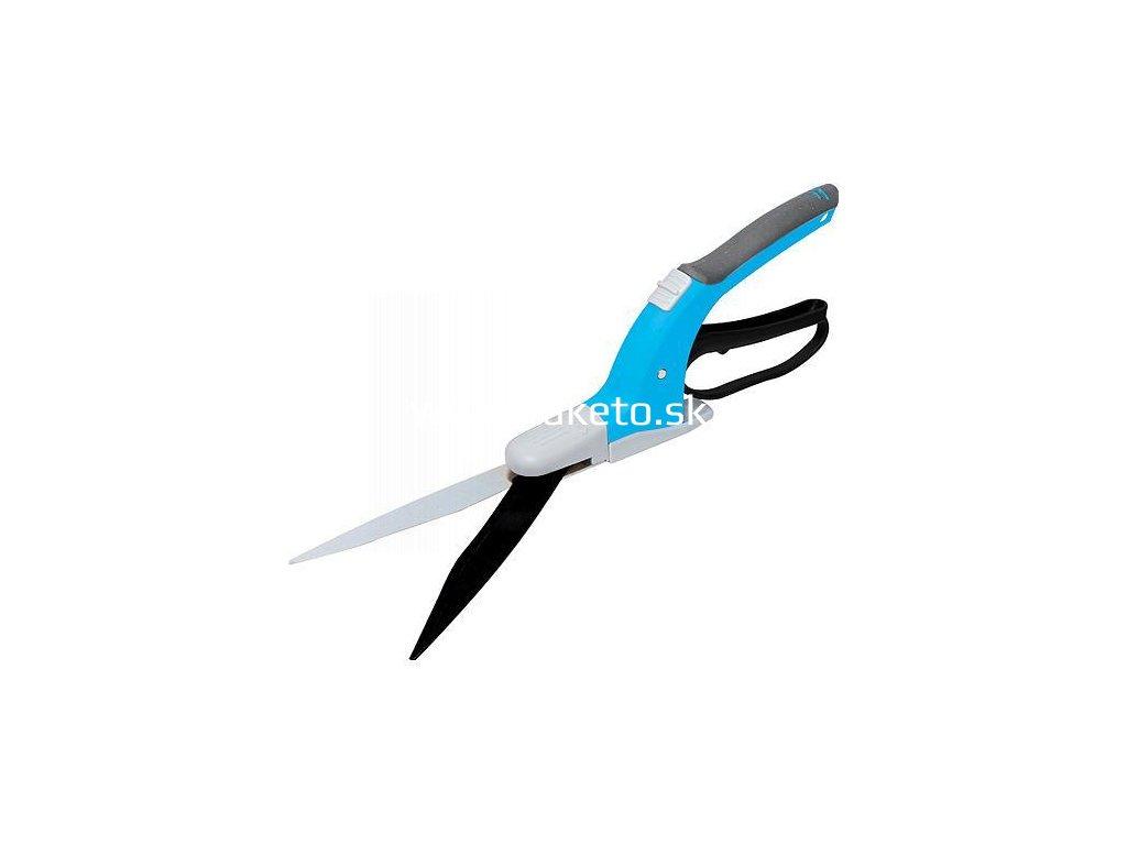 Nožnice AQUACRAFT® 350160, na trávu, otočné 360°  + praktický pomocník k objednávke
