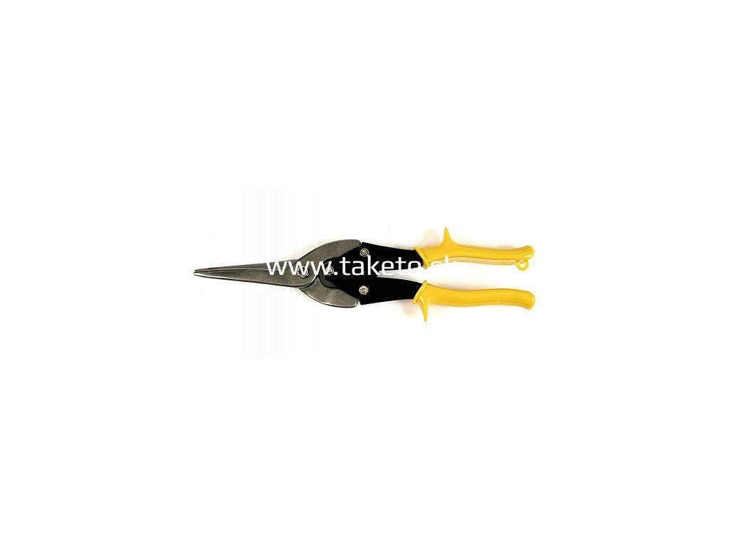 Nožnice Strend Pro PL657, 300 mm, na plech, rovné, dlhé  + praktický pomocník k objednávke