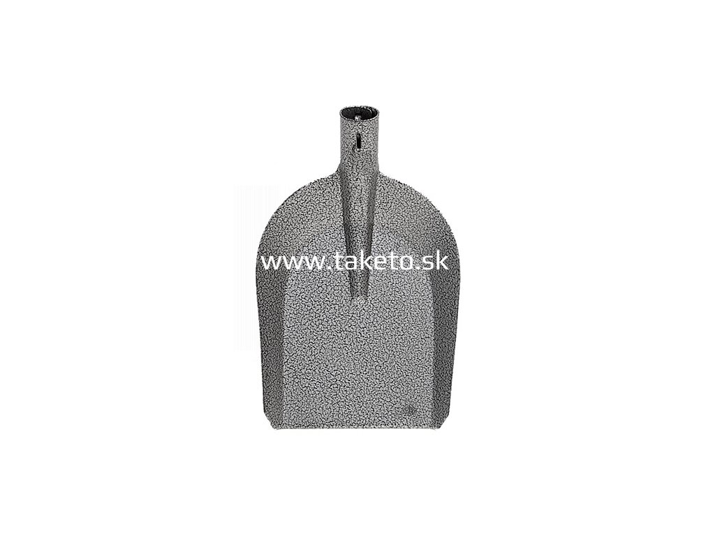 Lopata S504-4 Universal, 270x220 mm, bez násady  + praktický pomocník k objednávke