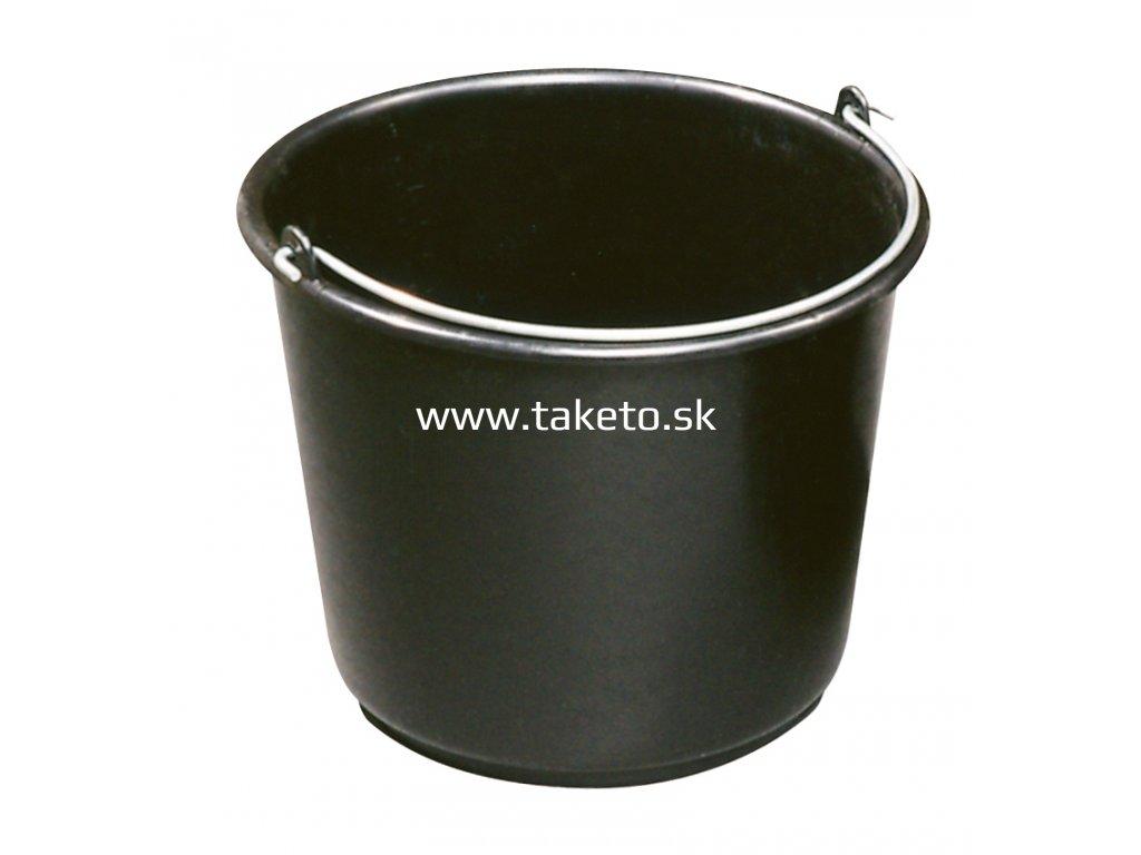 Vedro ReCycled® 05 lit, stavebné, plast  + praktický pomocník k objednávke