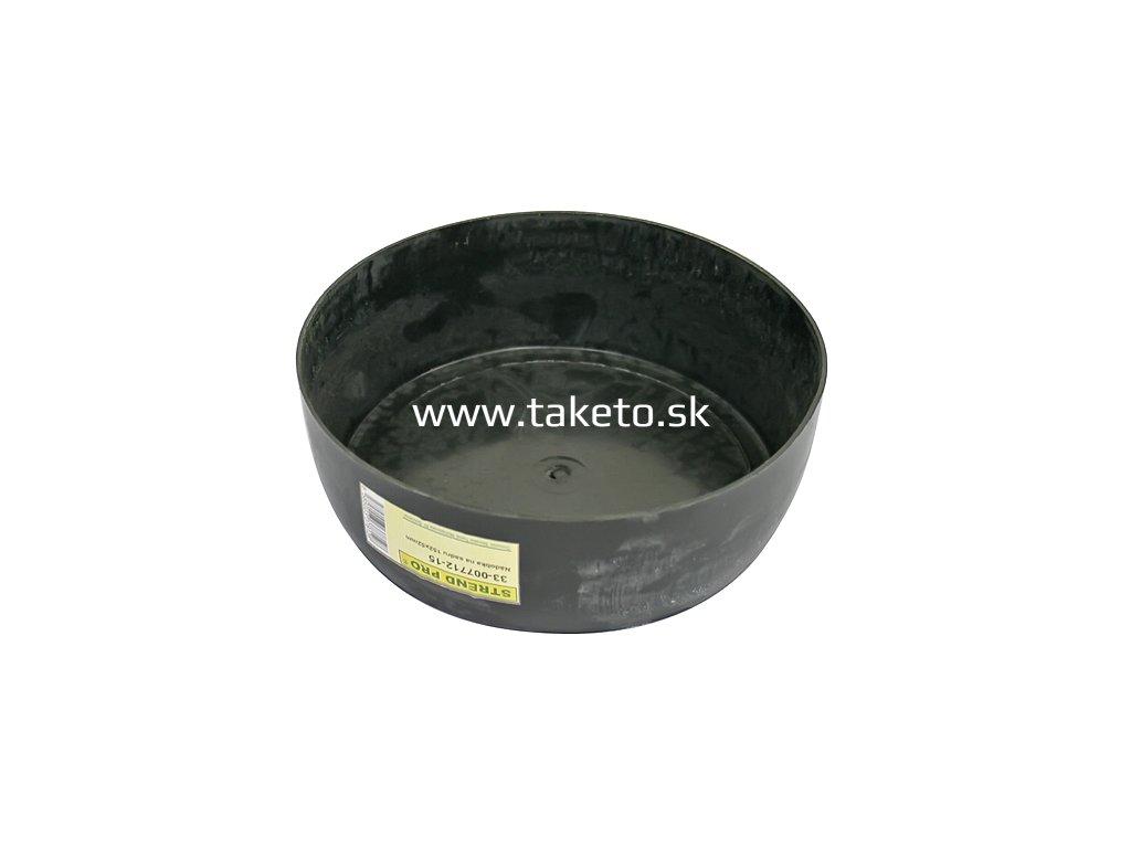 Nádoba na sadru 152x52 mm, miska nízka  + praktický pomocník k objednávke