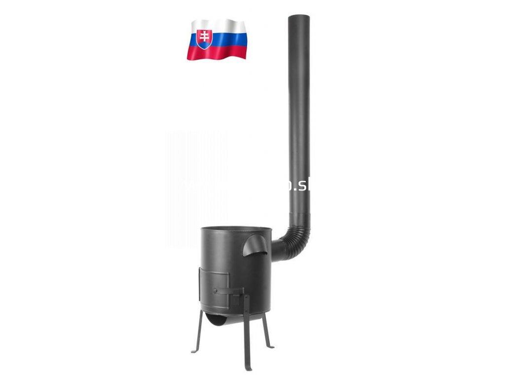 Kotlina KOVO 310 mm  + praktický pomocník k objednávke