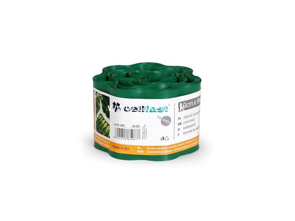 Lem cellfast® trávnikový, zelený, 100 mm, L-9 m  + praktický pomocník k objednávke
