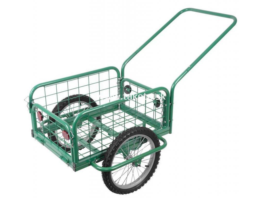 Vozik Victor, max. 100 kg, 2 kolesá  + praktický pomocník k objednávke