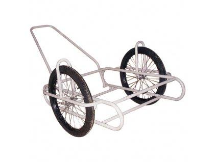 Vozik RDV-250, 240 kg, Transport, koleso nafukovacie  + praktický Darček k objednávke