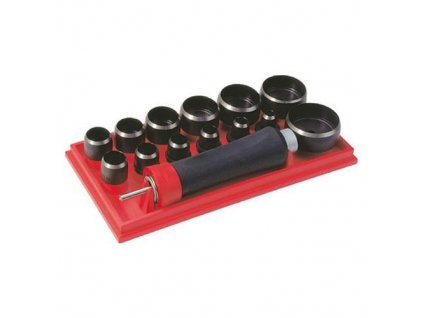 Sada vysecnik Narex 8546 00 • 14 dielna, 10-50 mm  + praktický pomocník k objednávke