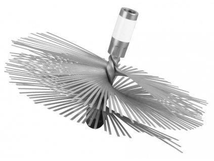 Kefa KOVO.B ComRourST 200 mm, InoX, štosákový  + praktický pomocník k objednávke