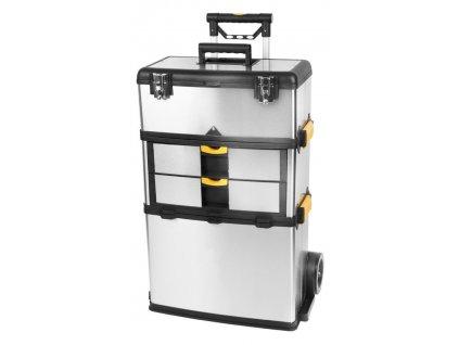 Box STREND PRO TBx3042-F, max3, 570x350x830 mm, nerezový, nosn. 36 kg  + praktický Darček k objednávke