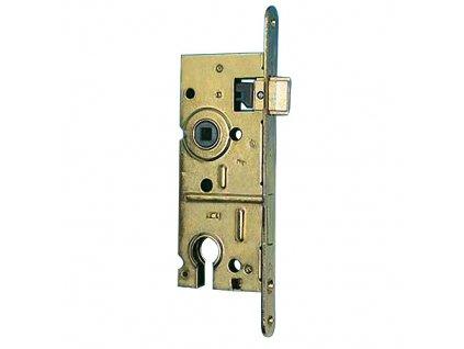 Zámok TESLA V6072 P Zn, 72/40/60, vložkový, zadlabací  + praktický pomocník k objednávke