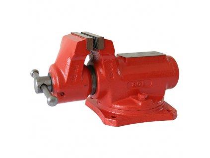 Zverák York® York 125 Standard, dielenský, otočný  + praktický pomocník k objednávke