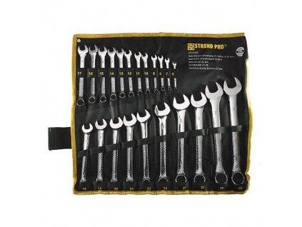 Sada kľúčov Strend Pro HR31586 očkoplochá, 22 dielna, Cr-V, 6-32 mm  + praktický pomocník k objednávke