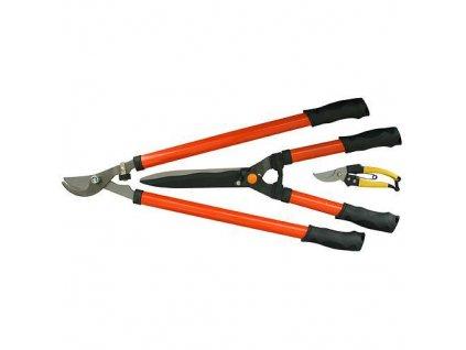 Sada nožníc Strend Pro SX B03, na živý plot, krovie a konáre  + praktický pomocník k objednávke