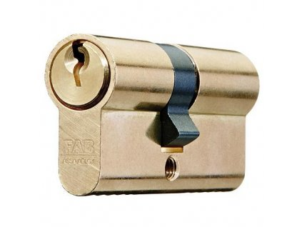 Vložka cylindrická FAB 50D/30+35, 3 kľúče, stavebná  + praktický pomocník k objednávke