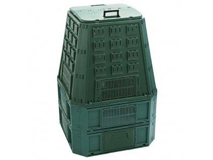 Komposter EVOGREEN, 850 lit, zelený  + praktický pomocník k objednávke