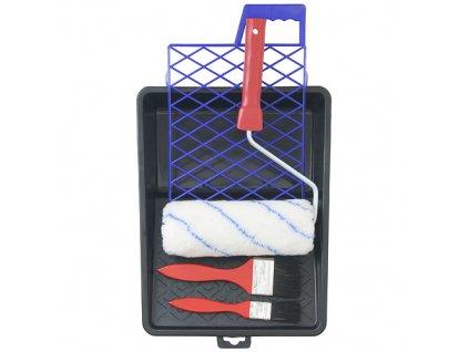 Sada maliarska Brosse PS012A, 6 dielna s vaničkou  + praktický pomocník k objednávke