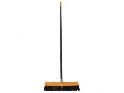 Metla Cleonix B0701, 450 mm, záhradná, násada 135 cm  + praktický pomocník k objednávke