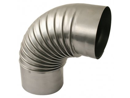 Koleno Dymo 125 mm  + praktický pomocník k objednávke