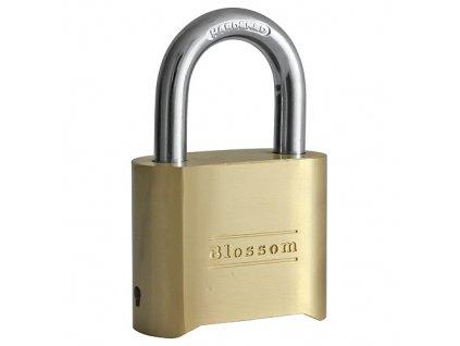 Zamok Blossom NL120, 50 mm, Ms Secure  + praktický Darček k objednávke