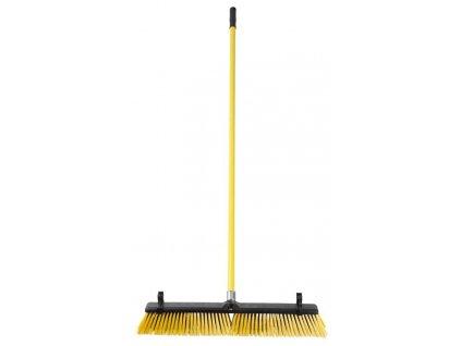 Metla Cleonix B0702, 600 mm, záhradná, násada 135 cm  + praktický pomocník k objednávke