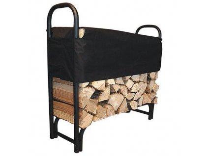 Stojan Homefire LR800, na krbové drevo, 39,3x126,2x118 cm  + praktický pomocník k objednávke