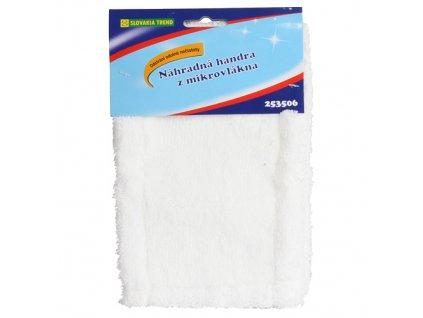 Handra Cleonix, náhradná na mop biely  + praktický pomocník k objednávke