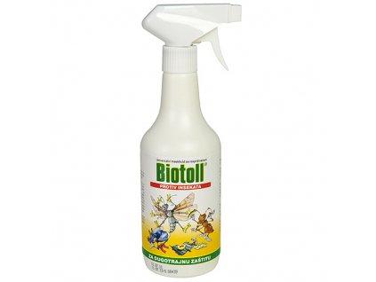 Insekticid Biotoll® Universal na hmyz, 500 ml  + praktický pomocník k objednávke