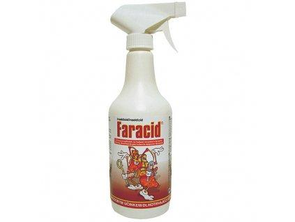 Insekticid Biotoll® Faracid+, na mravce, faraóny, 500 ml  + praktický Darček k objednávke