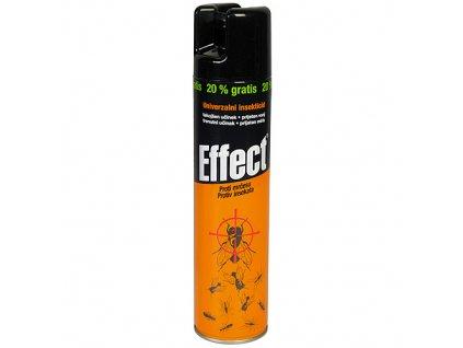 Insekticid Effect® Universal na hmyz, 400 ml  + praktický pomocník k objednávke