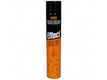 Insekticid Effect® Aerosol na osy a sršne, 750 ml  + praktický pomocník k objednávke