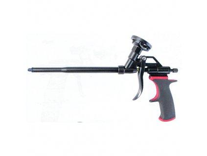 Pištoľ Strend Pro FG107, Alu, Cr, na montážnu penu  + praktický pomocník k objednávke