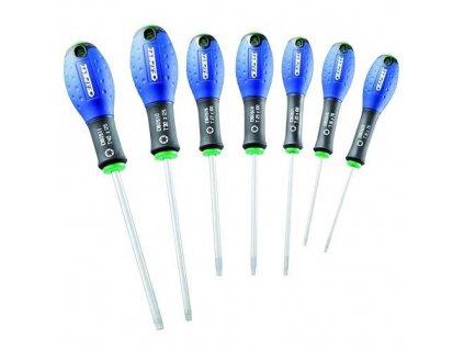 Sada skrutkovačov Expert E160908, 7 dielna  + praktický pomocník k objednávke