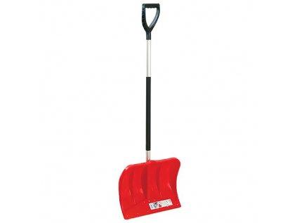 Odhrnovac DIABLO, 520x395/1550 mm, na sneh, ALU nasada, kov. lišta, zmontované  + praktický pomocník k objednávke